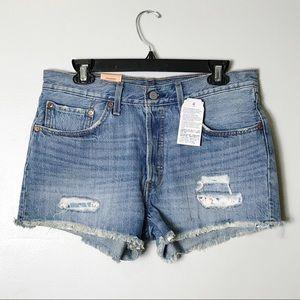 Levis 501 Jean Shorts